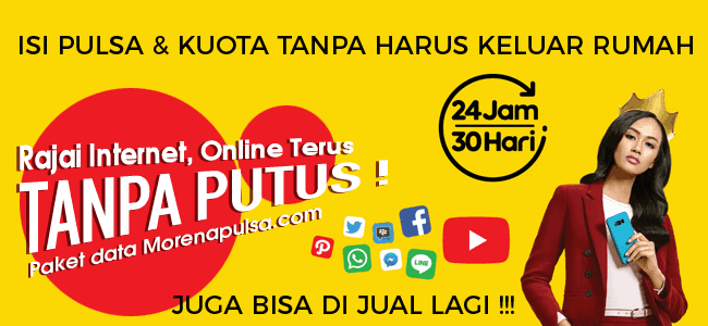 pulsa paket data internet murah